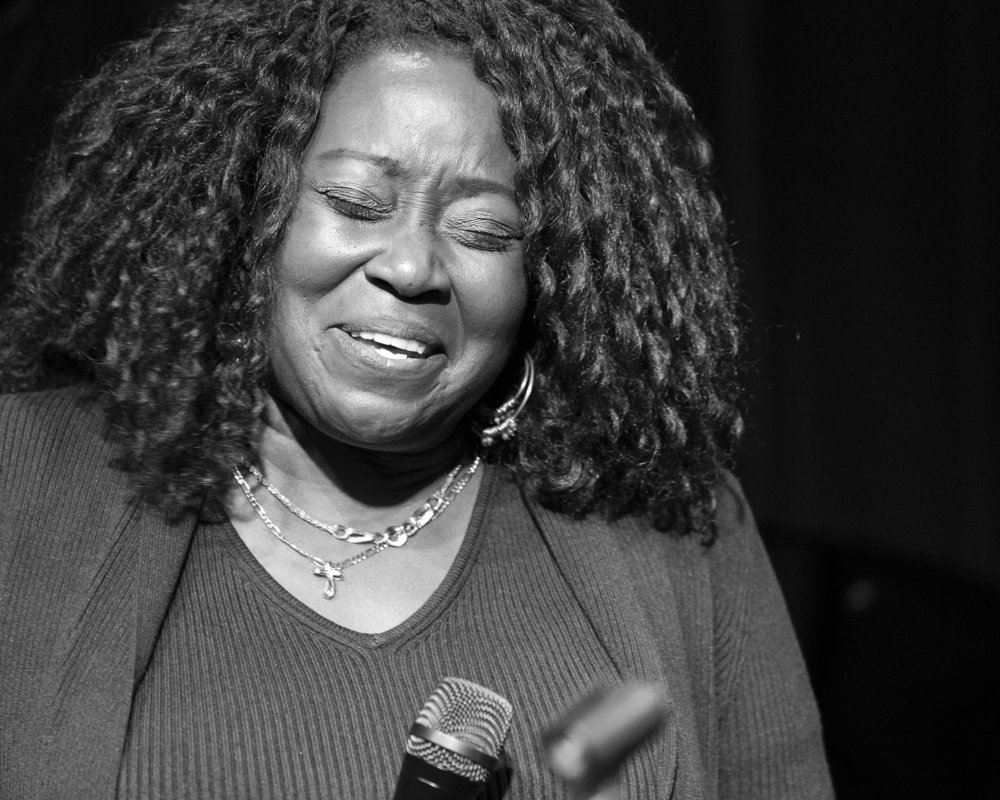 February 28, 2018: Guest vocalist during the pro jazz jam session at The Nash.