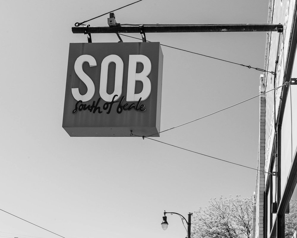 South of Beale Memphis Tennessee - Joseph Berg Lifestyle Photographer
