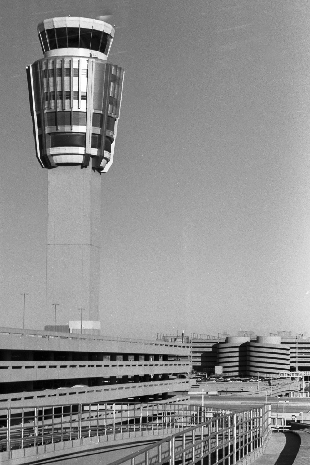 Control Tower Phoenix Sky Harbor Airport