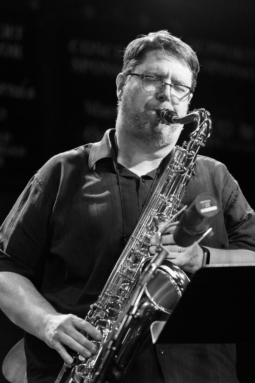 Glenn Kostur Saxophone