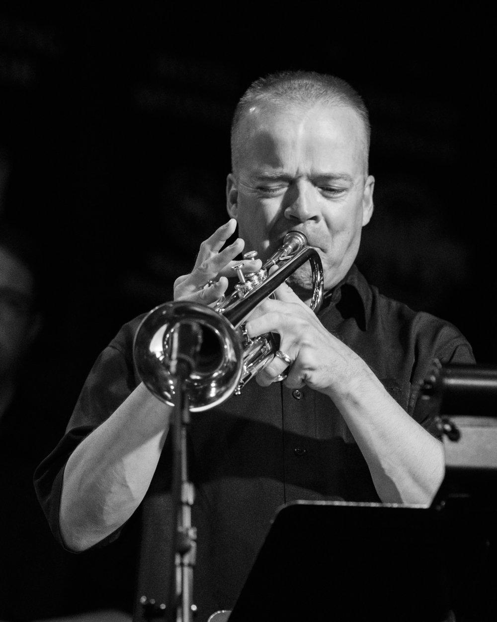 Brad Dubbs Trumpet