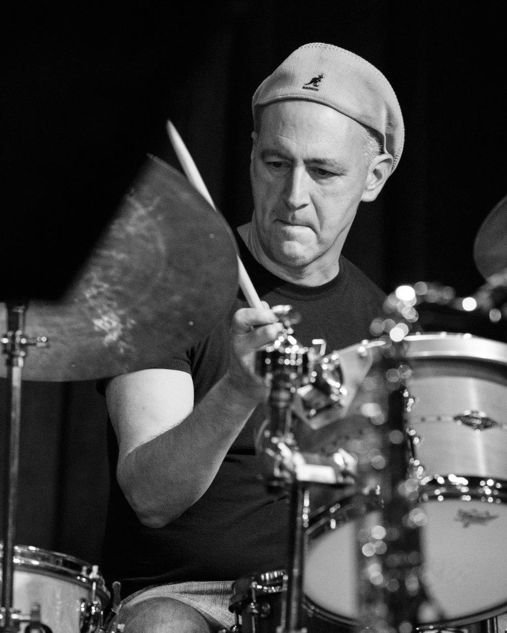 Mo Roberts Drums