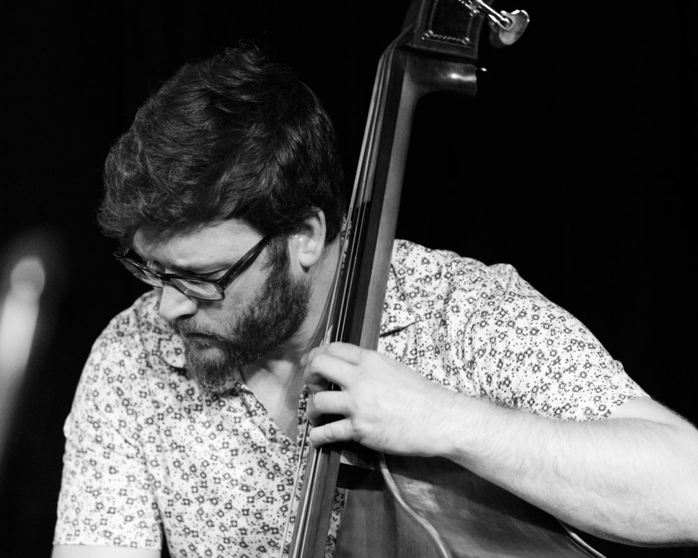 Jazz Bass - Joseph Berg Jazz Photography