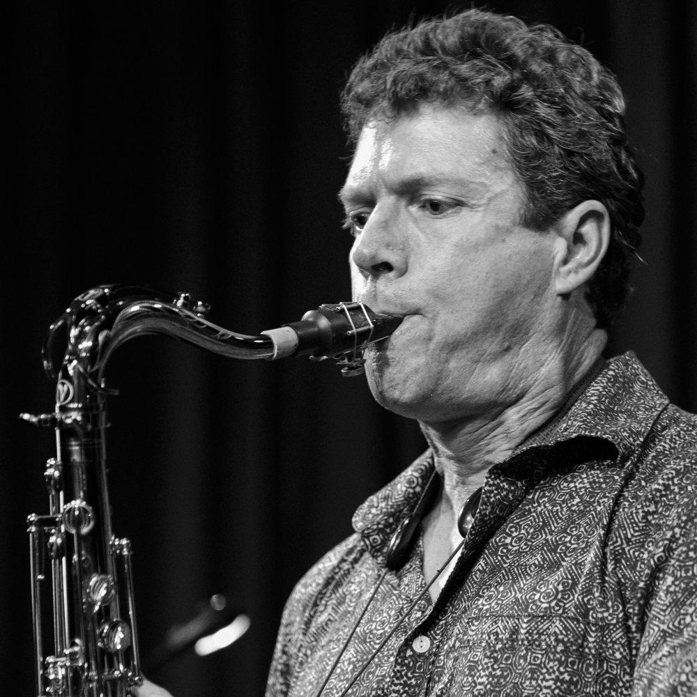 Brice Winston - Joseph Berg Jazz Photography