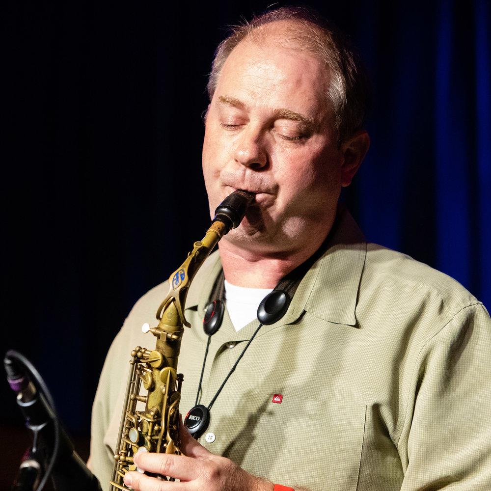 Eric Rasmussen - Alto Saxophone