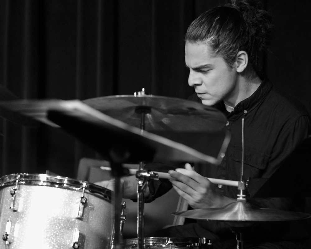 Andrew Flores - Drums - The Nash