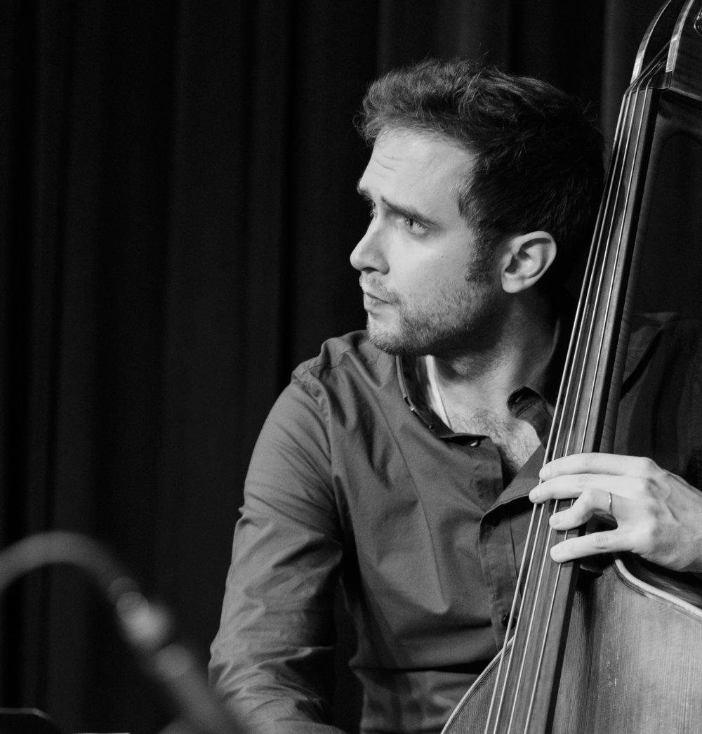 Ben Hedquist - Bass - The Nash
