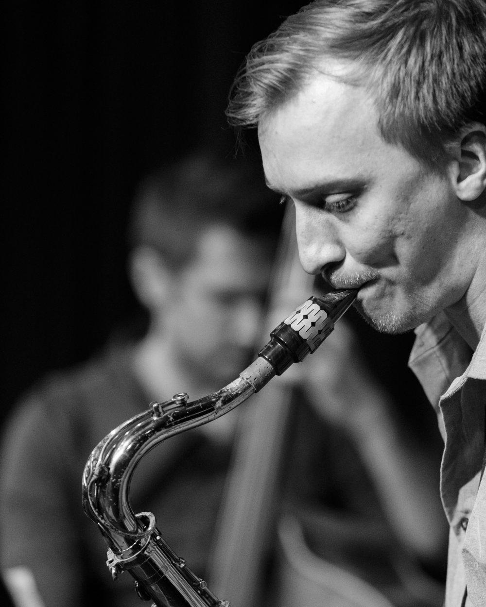 Chaz Martineau - Saxophone - The Nash