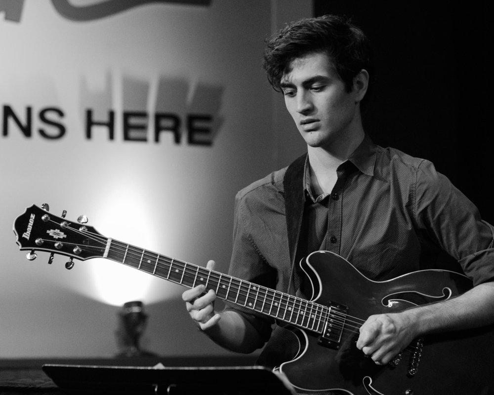 Jude Poorten - Guitar - The Nash