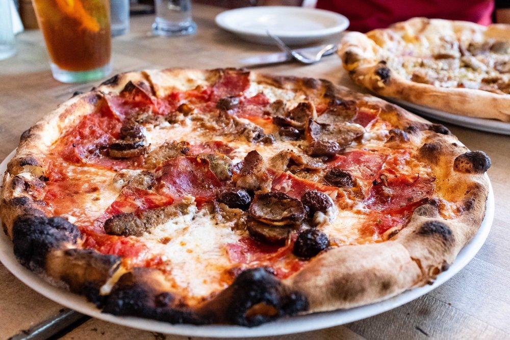 Sonny Boy Pizza - Pizzeria Bianco