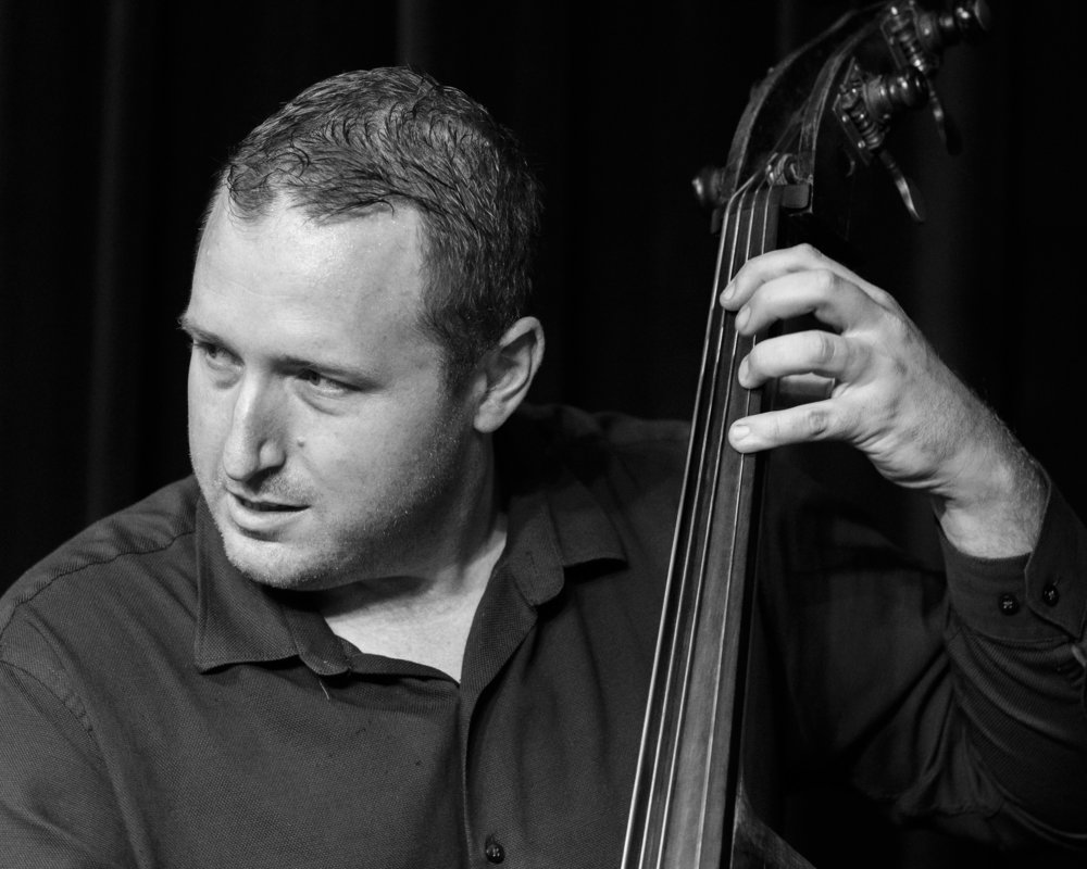 Chris Finet on Bass