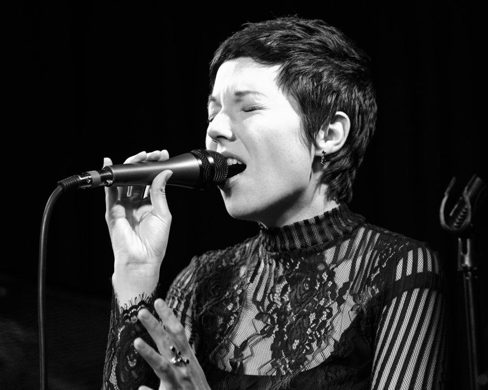 Jazz Vocals Holly Pyle