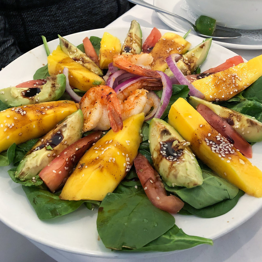 Barrio Cafe - Chef Silvana