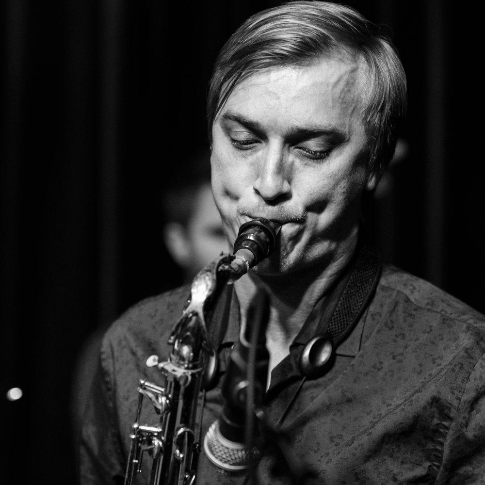 Chaz Martineau Saxophone