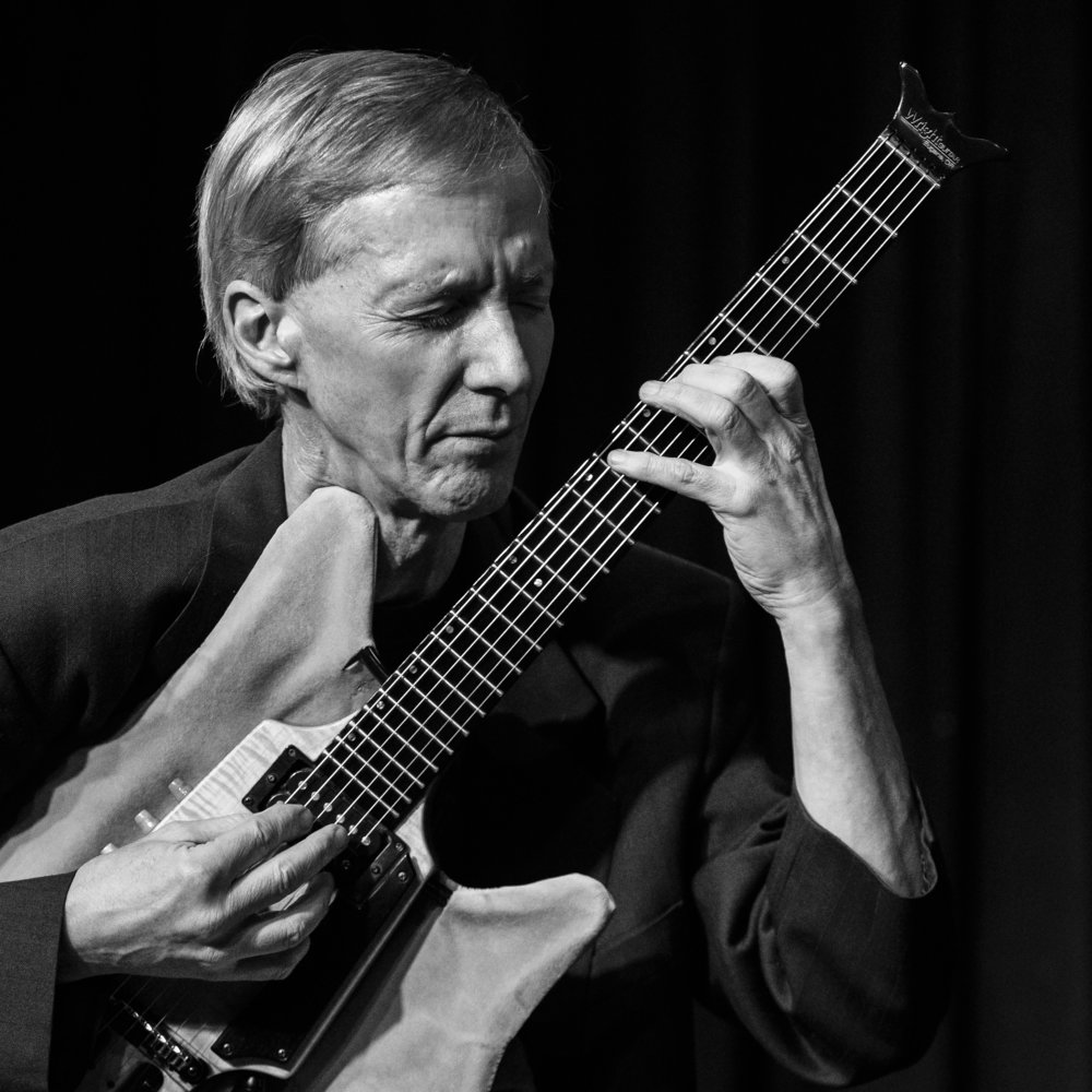 John Stowell on guitar at The Nash Phoenix - Joseph Berg Jazz Photography
