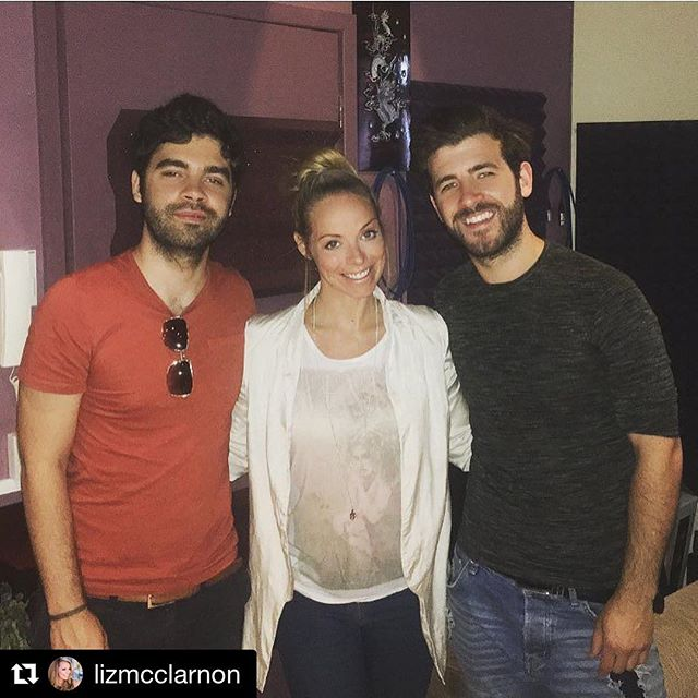 Can't wait to have this talented singer songwriter and all round beaut of a lass on the road with us!  Get your tickets now!!! :) http://po.st/RhZwQq  #Repost @lizmcclarnon (@get_repost) ・・・ 🤠 First day of rehearsals! 🤠 Meet the boys (L-R) - @jgabrielmus on guitar & @seanktobin on percussion ... What a good first day! Thank you fellas!  We're in #Glasgow (25th June) #Manchester (27th) #London (28th) & #Birmingham (29th) with @pauper_kings & @hollowayroadmusic #ukcountry #countrymusic #music #rehearsals #acoustic #meettheboys #firstday #nearlynashville