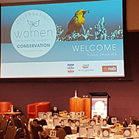 TRUST FOR NATURE CELEBRATING WOMEN IN CONSERVATION