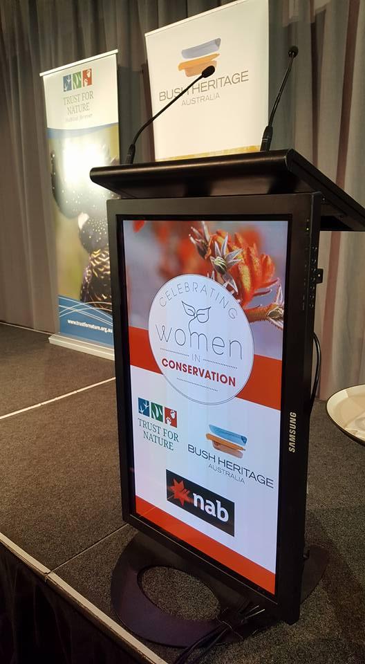 Celebrating Women in Conservation Breakfast