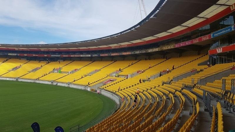 Stadium Climb Wellington