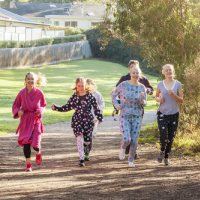 Pyjama fun run  & walk