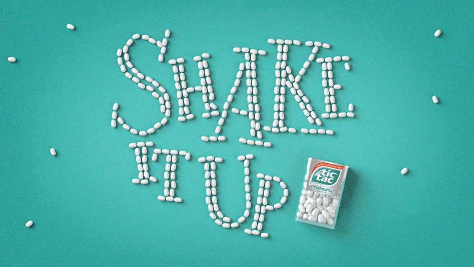 Tic Tac • Shake It Up