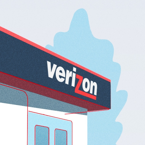 Verizon • You Are Here