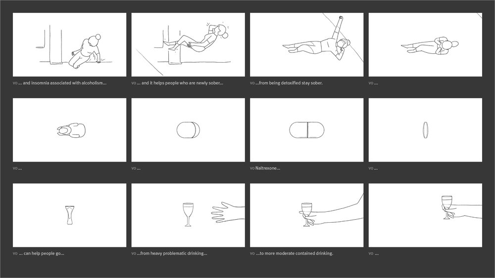HBO Doc - Risky Drinking Storyboard 02