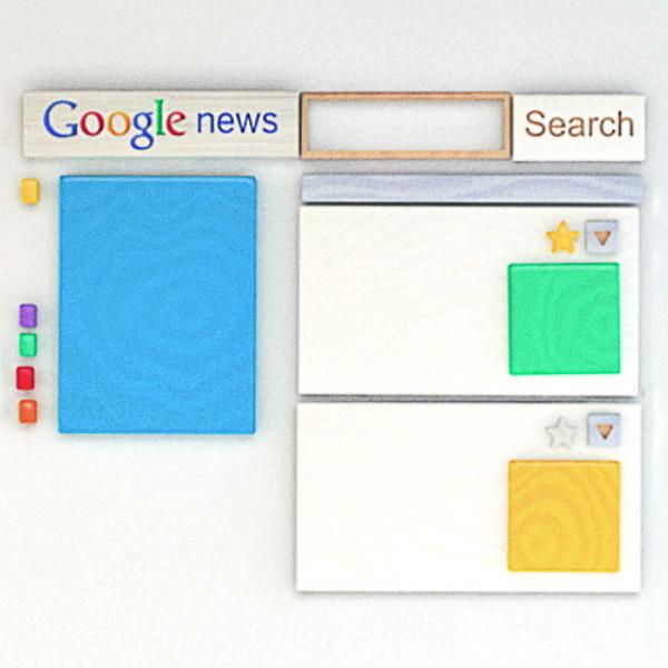 Google News • New UI