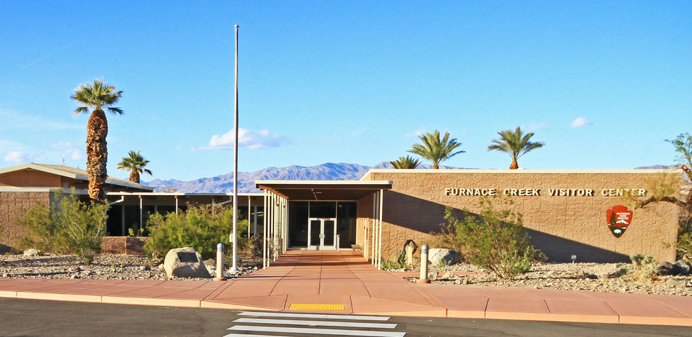 Furnace Creek Visitor Center  // Source: Death Valley Chamber of Commerce