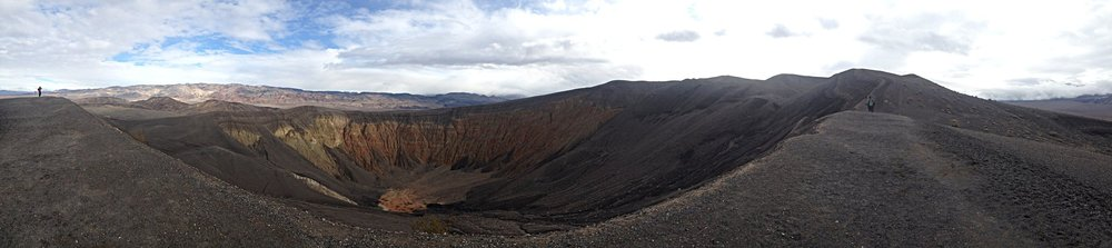 Ubehebe Crater // Source: The Origami Life