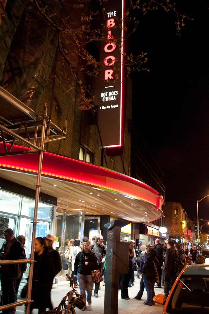 Bloor Hot Docs Cinema  Source: Yelp Review