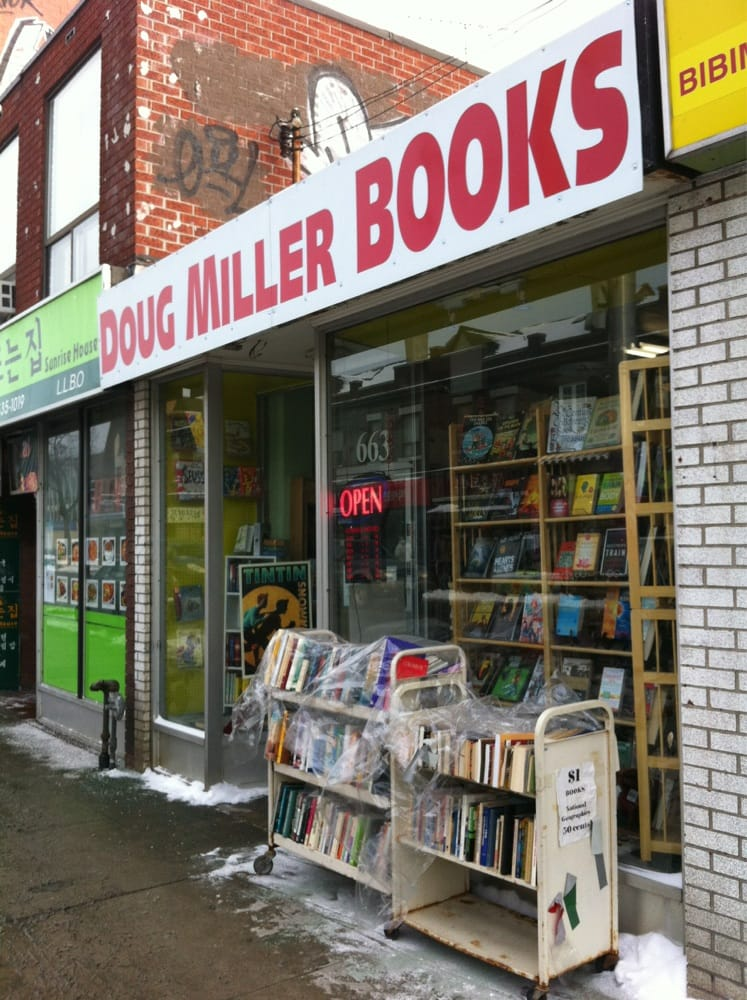 Doug Miller Books Source: Yelp