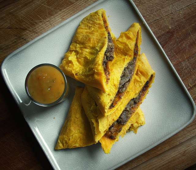 Jamaican Patty Source: Street Cuisine Blog
