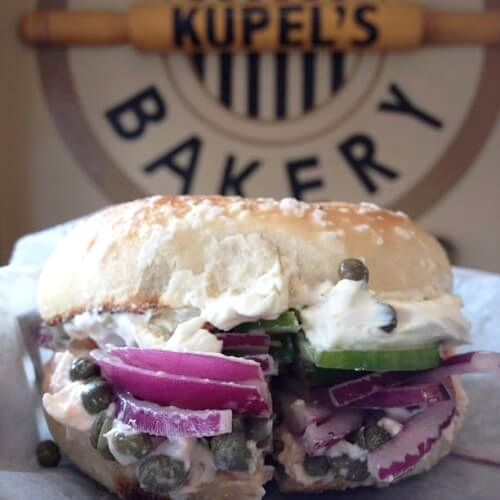 Kupel's in Brookline, Massachusetts