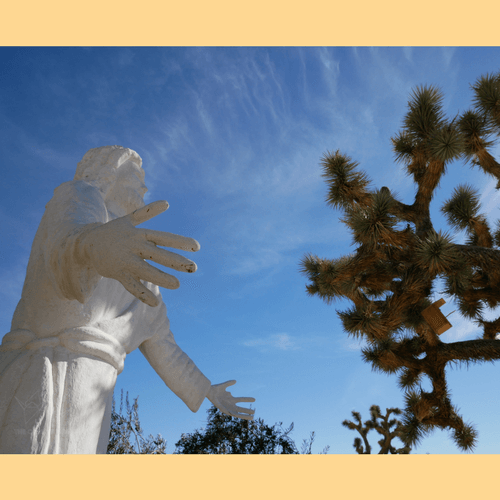 Desert Jesus Christ Park