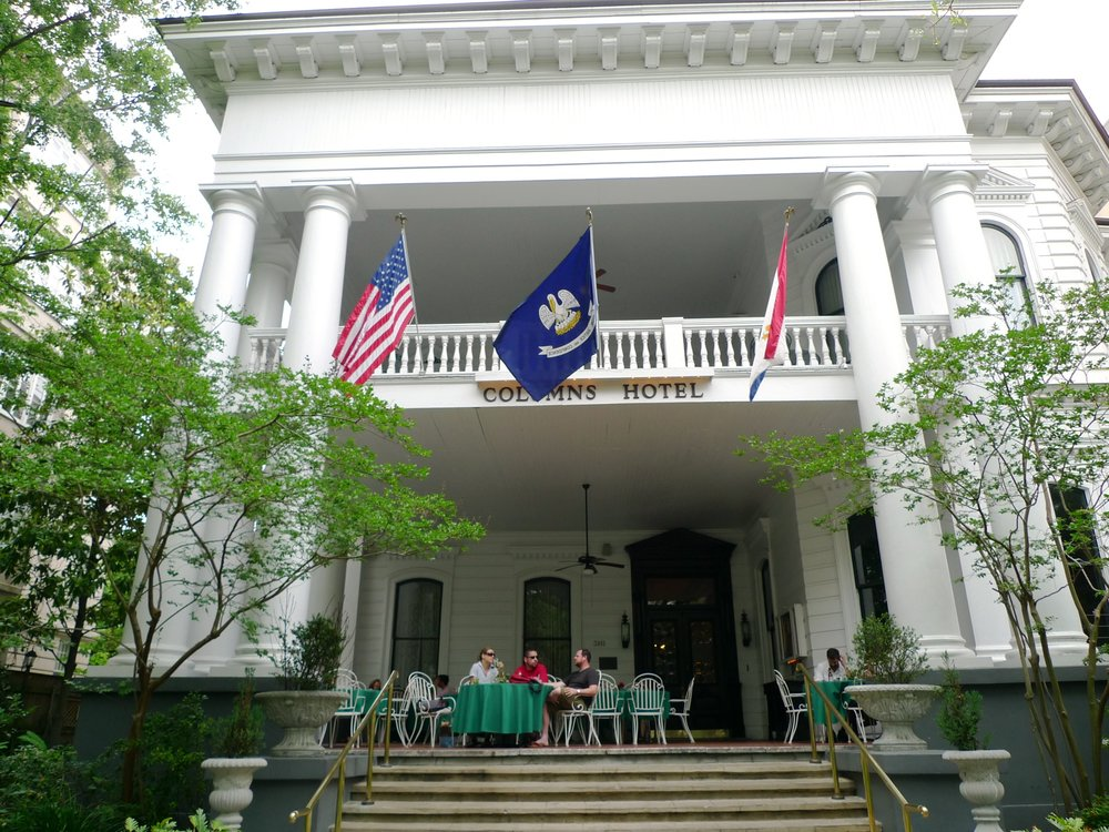 Columns_Hotel_Front_Porch_Flags.jpg