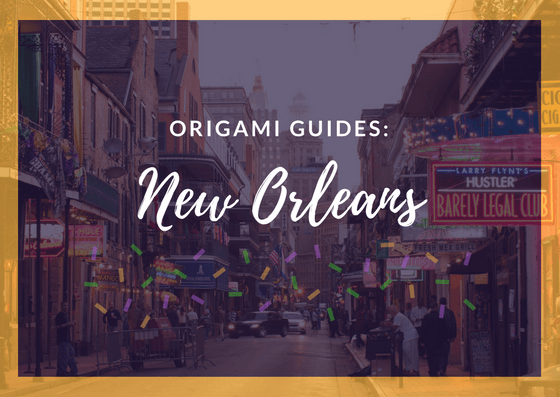 Origami Guides A 3 Day New Orleans Itinerary With Local