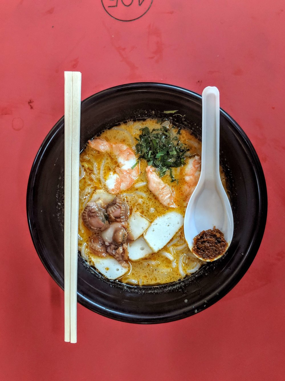 A Noodle Story in Singapore