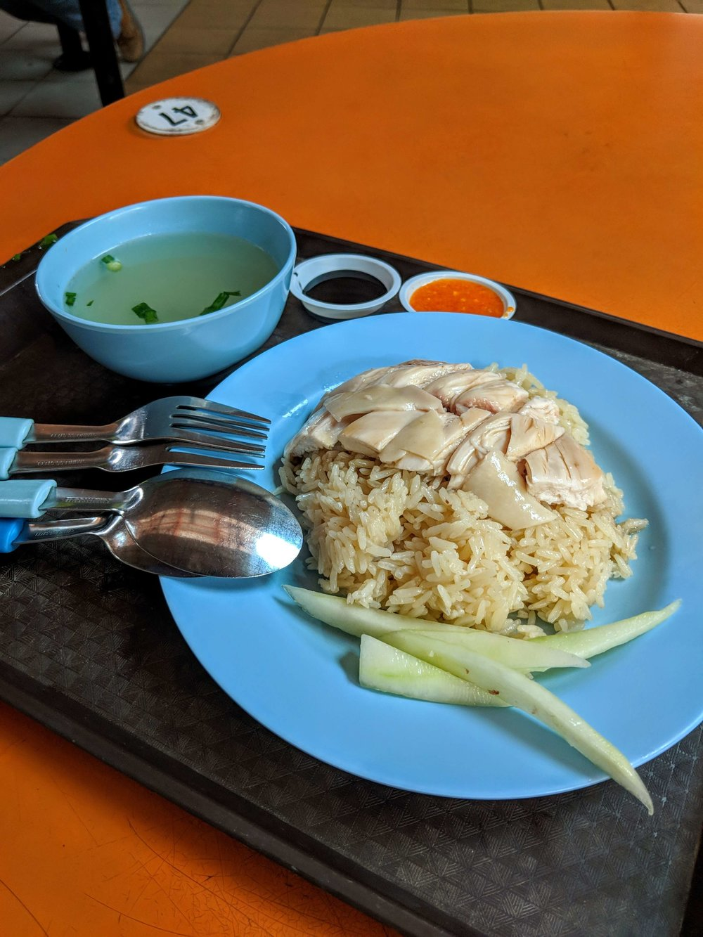 Ah Tai Hainanese Chicken, Singapore