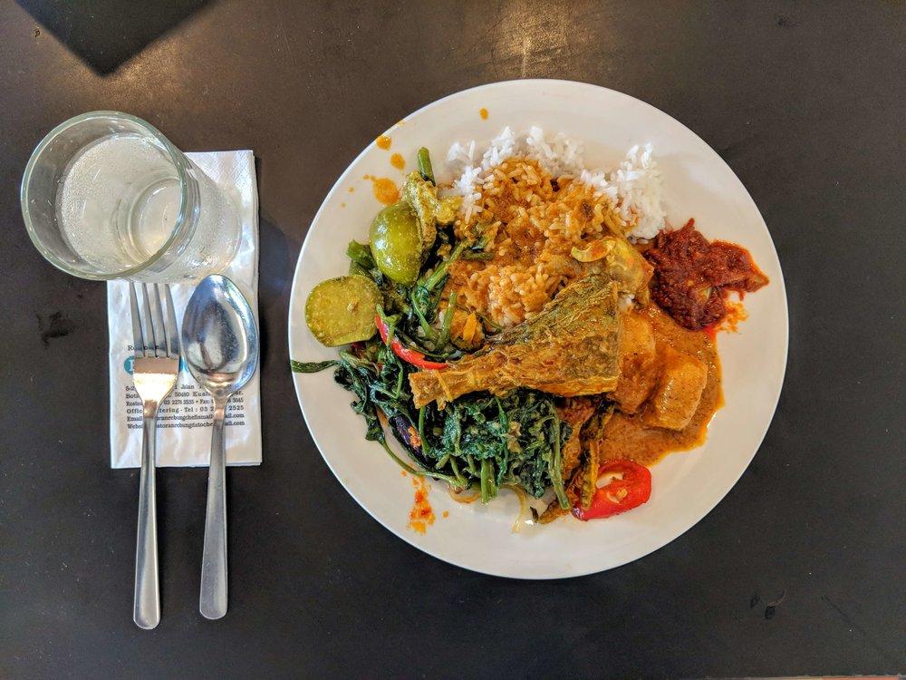 Restoran Rebung Dato, KL, Malaysia