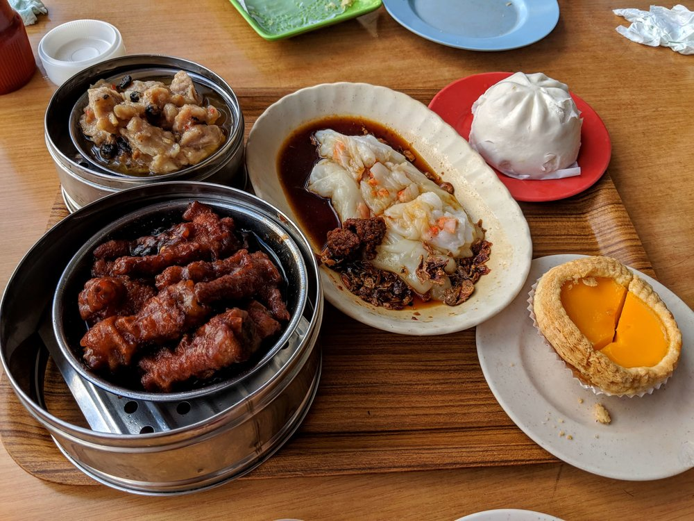 Dim Sum, Tai Tong Dim Sum (Georgetown, Malaysia)