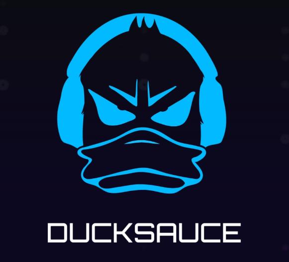 DUCKSAUCE's original logo