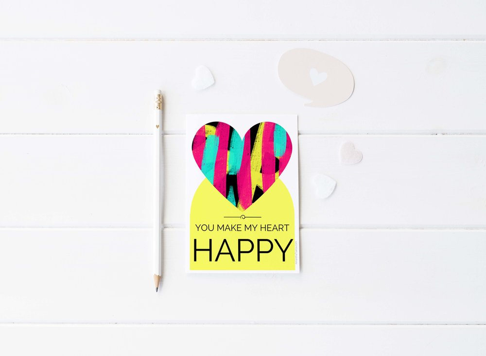 Download some happiness right here! Click for your free card.
