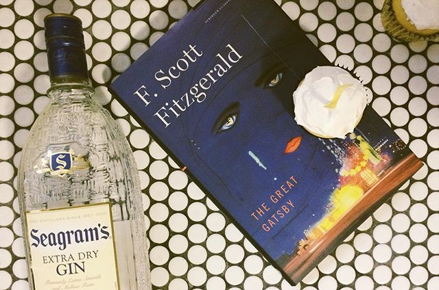 """So we beat on, boats against the current, borne back ceaselessly into the past."" 