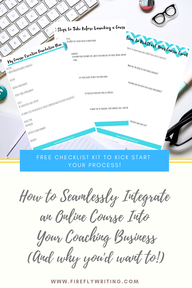 How to Supplement Coaching Business Income With an Online Course
