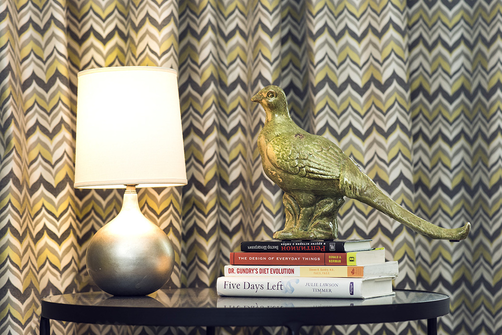 Lamps and accessories picked by Tatiana Hisel Interior Design