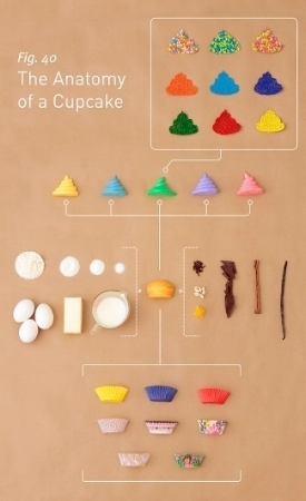 The Anatomy of a Cupcake , Patricia Sanchez