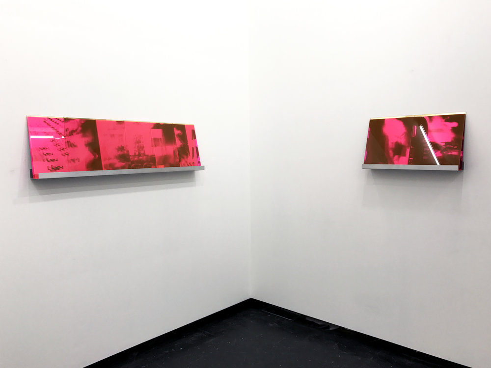 In Parallel: Kristin Bauer solo at Nicholas Projects, Melbourne, Australia