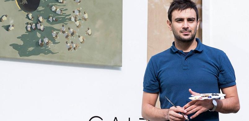 Salon Series: A Conversation with Mehdi Ghadyanloo