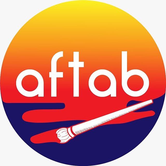 Its 2019, so we made a new logo for Aftab 😁✌🏼🌞 . #iranianAmerican #iranian #american #art #artist #artists #instaart #artistsoninstagram #artistic_unity_ #artistic_share #artistic_nation #acreativedc #dc #dcuniverse #aftab #هنر #هنرمند #ايرانى #painting #peace #NYC #washingtondc #world #diversity #logo